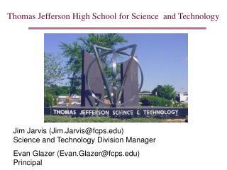 Science & Tech Courses
