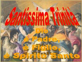 Santissima Trinit�