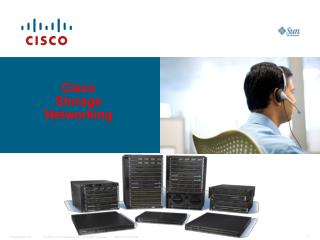 Cisco  Storage Networking