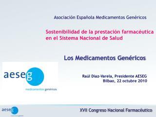 Asociación Española Medicamentos Genéricos