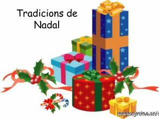 Tradicions de Nadal