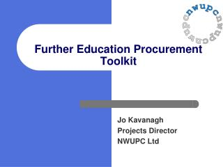 Further Education Procurement Toolkit