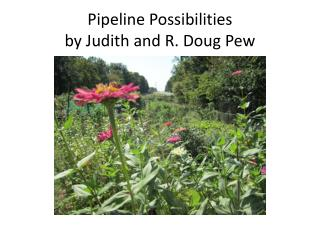 Pipeline Possibilities by Judith and R. Doug Pew