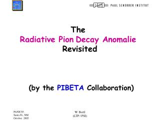 The  Radiative Pion Decay Anomalie  Revisited