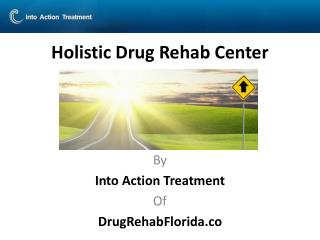 Holistic Drug Rehab Center