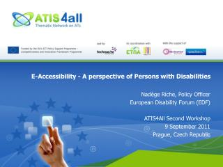 E-Accessibility - A perspective of Persons with Disabilities
