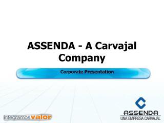 ASSENDA - A Carvajal Company