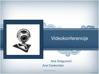 Videokonferencije