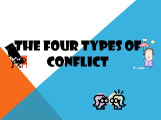 The Four Types of Conflict