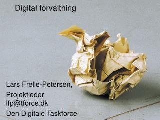 Digital forvaltning i Danmark