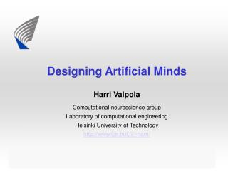 Designing Artificial Minds