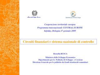 Circuiti finanziari e sistema nazionale di controllo