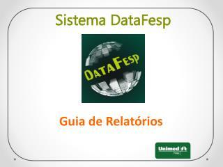Sistema  DataFesp