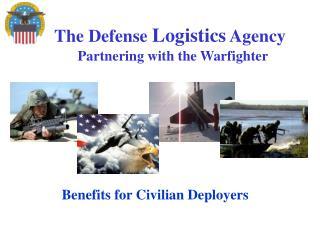 The Defense  Logistics  Agency