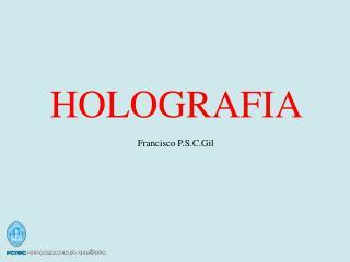 HOLOGRAFIA