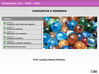 Engenharia Civil – FESP - 2013