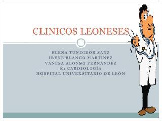 CLINICOS LEONESES