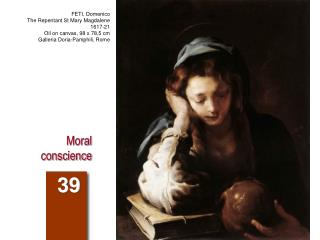 Moral conscience
