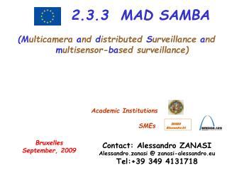 2.3.3  MAD SAMBA