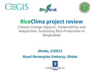 Dhaka, 210913 Royal Norwegian Embassy, Dhaka