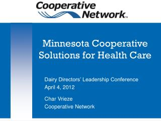 Minnesota Cooperative Solutions for Health Care