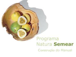 Programa Natura  Semear