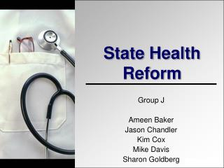 State Health Reform