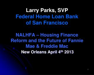 New Orleans April 4 th  2013