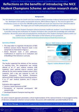 Adel Boparai BSc  & Della  Freeth  PhD BSc  CertED  FSS FHEA