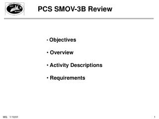 PCS SMOV-3B Review