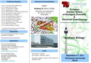 Technische Universit�t Berlin