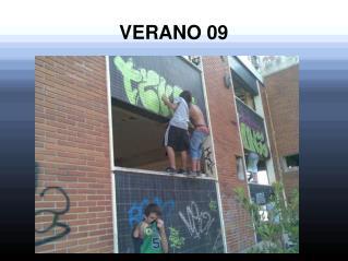 VERANO 09