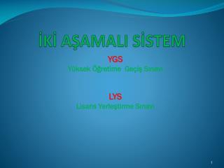 ?K? A?AMALI S?STEM
