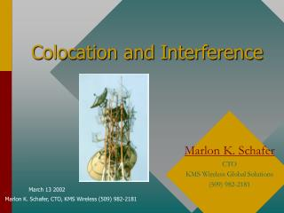 Colocation and Interference
