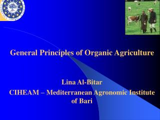 Lina Al-Bitar CIHEAM – Mediterranean Agronomic Institute of Bari