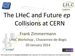The  LHeC  and Future  ep  Collisions at CERN