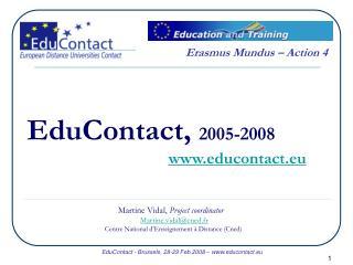 Erasmus Mundus – Action 4