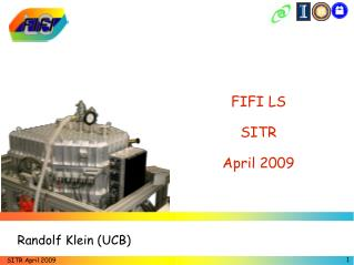 FIFI LS SITR April 2009