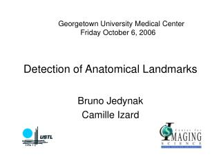 Detection of Anatomical Landmarks