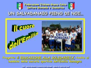 FIGC � Settore Giovanile e Scolastico Emilia Romagna � Educare Al Calcio dei Piccoli