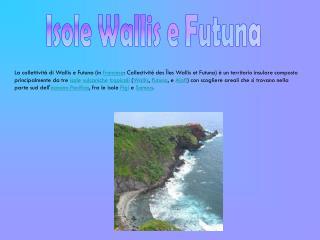 Isole Wallis e Futuna