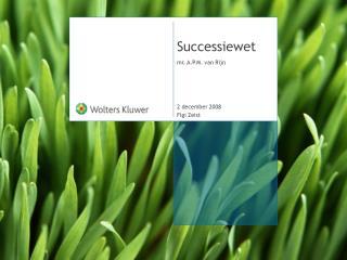 Successiewet