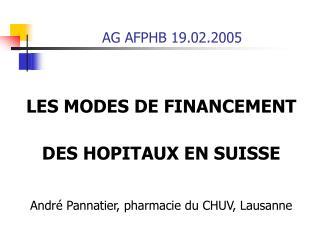 AG AFPHB 19.02.2005