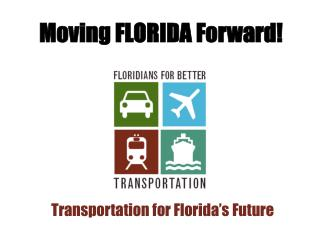 Transportation for Florida's Future