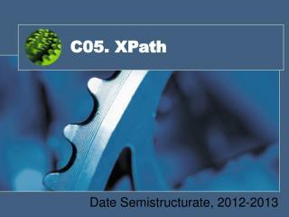 C05. XPath