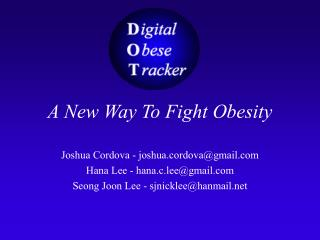 A New Way To Fight Obesity