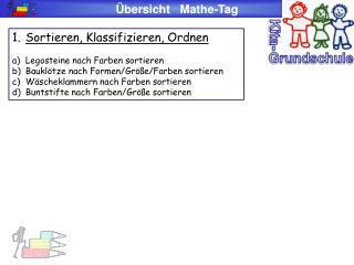 Übersicht   Mathe-Tag