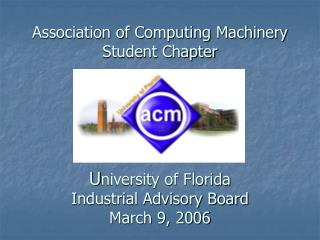 ACM Southeast Regional Programming Competition