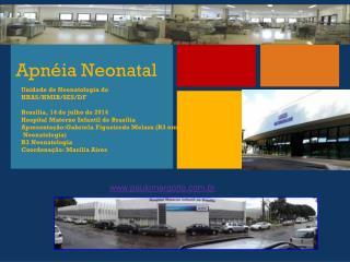 Apn�ia  Neonatal