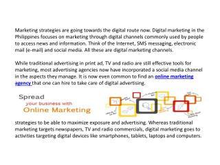 Using Digital Marketing Strategies